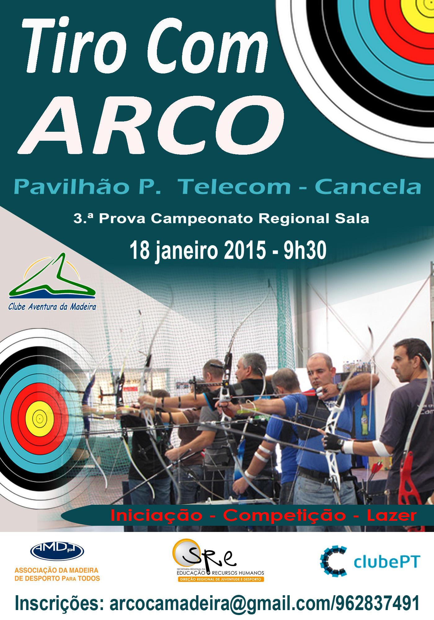 Cartaz ARCO 2015 18 JAN